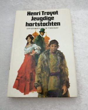 Jeugdige hartstochten. Henri Troyat
