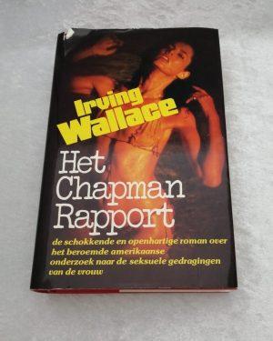 Het Chapman Rapport. Irving Wallace