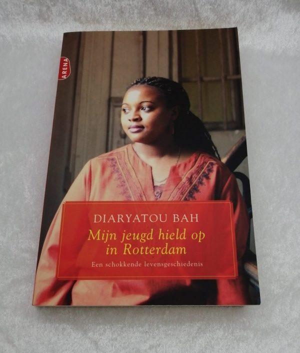 Mijn jeugd hield op in Rotterdam. Diaryatou Bah