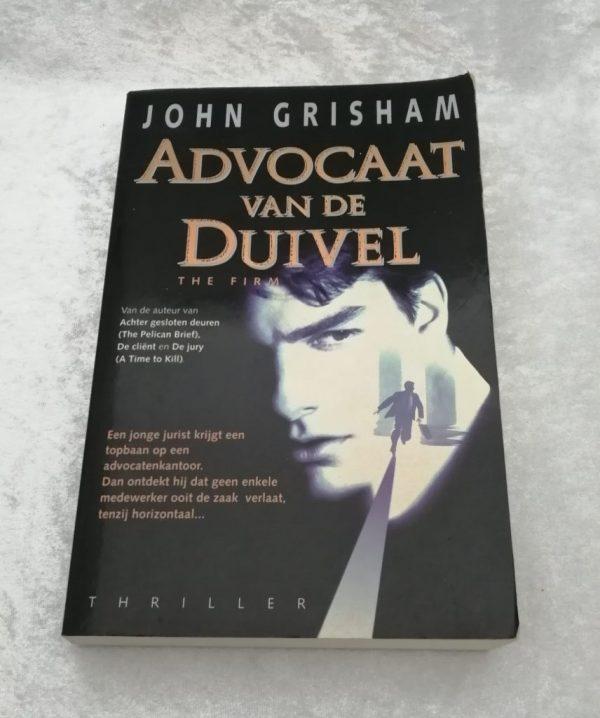 Advocaat van de duivel. John Grisham