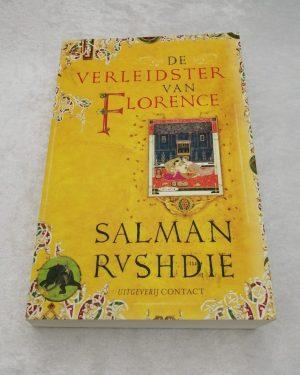 De verleidster van Florence. Salman Rushdie