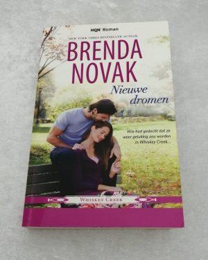 Nieuwe dromen. Brenda Novak