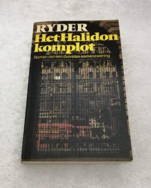 Het Haldion komplot. Jonathan Ryder