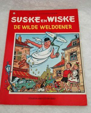 Suske en Wiske. De wilde weldoener