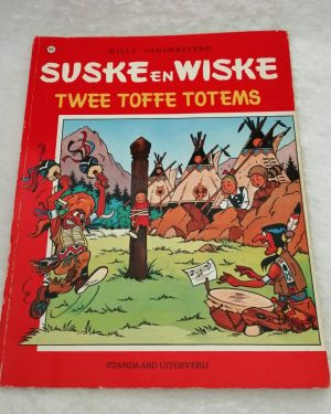 Suske en Wiske. Twee toffe totems