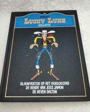 Lucky Luke collectie boek