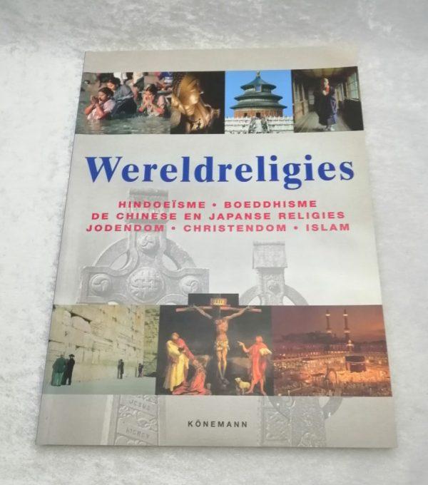 Wereldreligies, Markus Hattstein