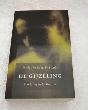 De gijzeling, Sebasitan Fitzek