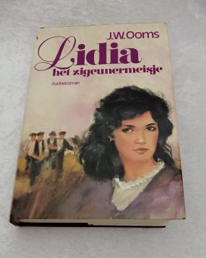Lidia het zigeunermeisje, J.W. Ooms