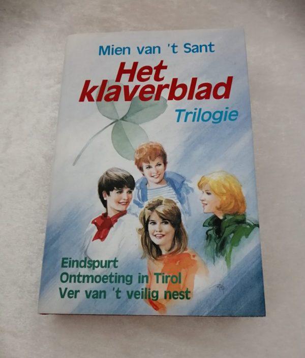 Het klaverblad trilogie, Mien van 't Sant