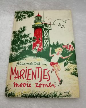 Marientjes mooie zomer A.G. Lameris-Bolt