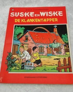 Suske en Wiske. De klankentapper
