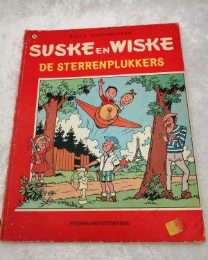 Suske en Wiske. De sterrenplukkers