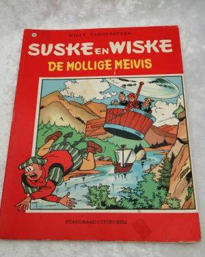 Suske en Wiske. De mollige meivis