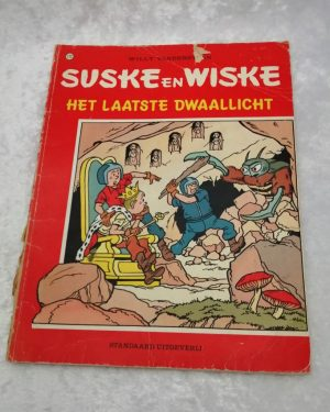 Suske en Wiske. Het laatste dwaallicht