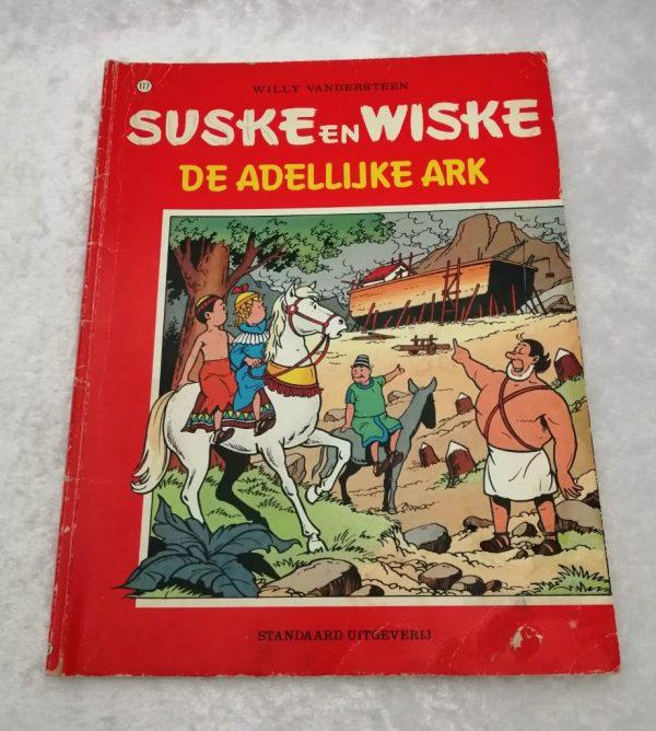 Suske en Wiske. De adellijke ark