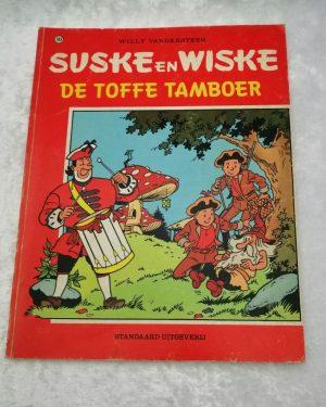 Suske en Wiske. De toffe tamboer